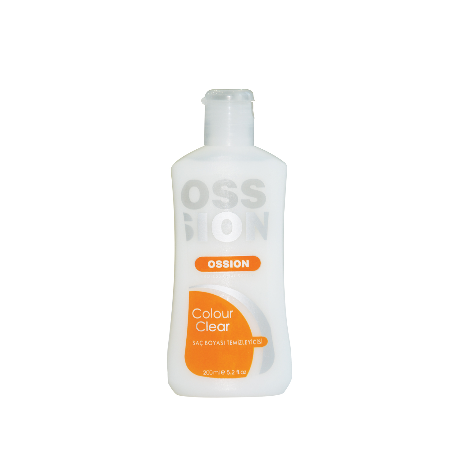 OSSION COLOR CLEAR REMOVER -200ml