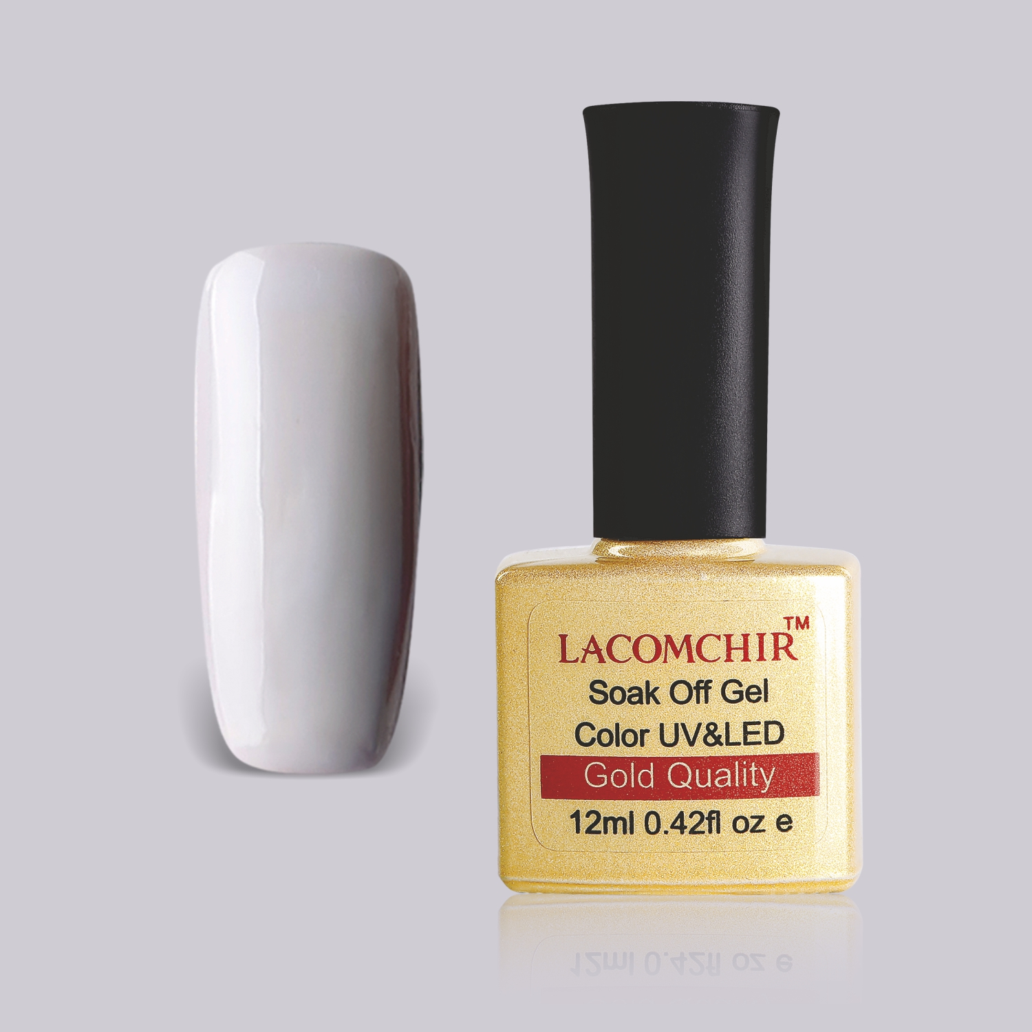 LACOMCHIR UV/LED (GOLD) No.080 -12ml