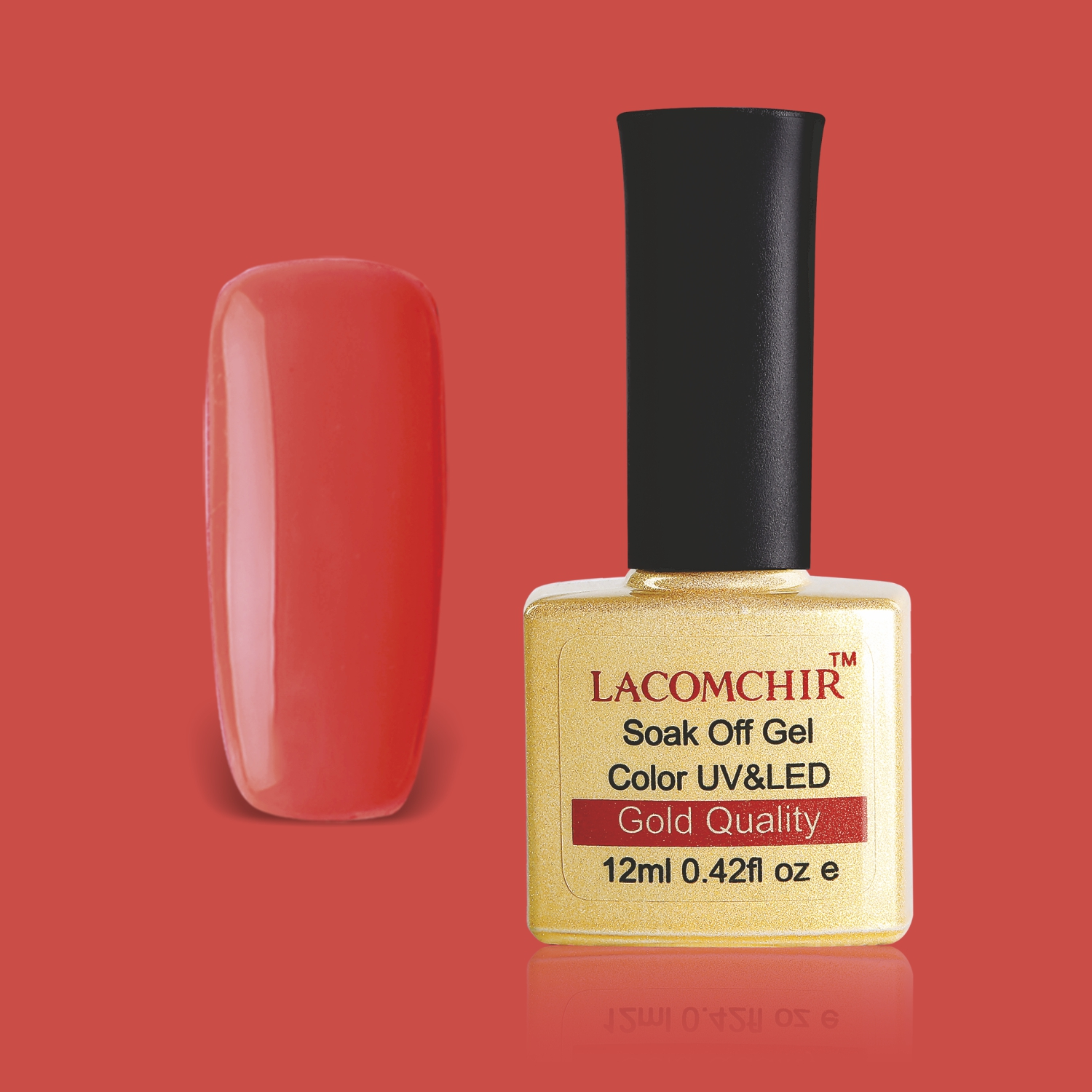 LACOMCHIR UV/LED (GOLD) No.130 -12ml